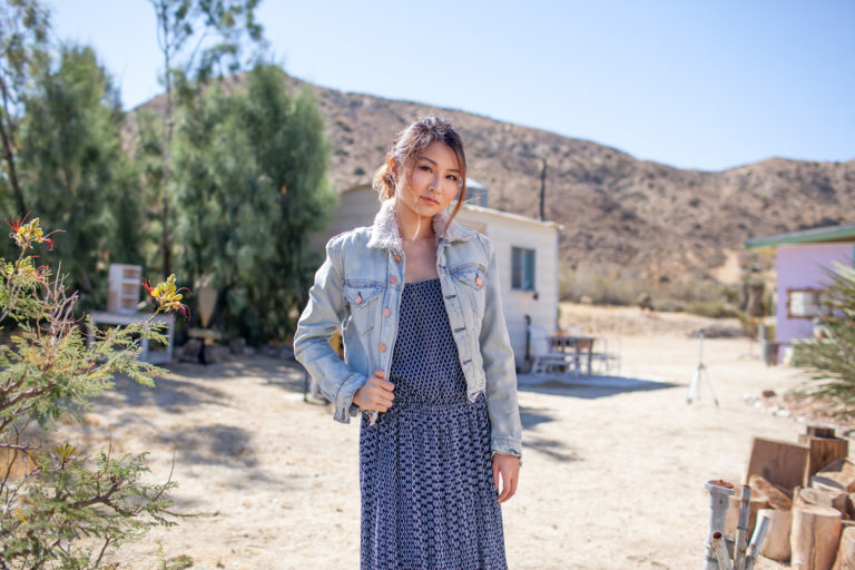 Kickin It in an Airstream at Joshua Tree | Atsuna Matsui