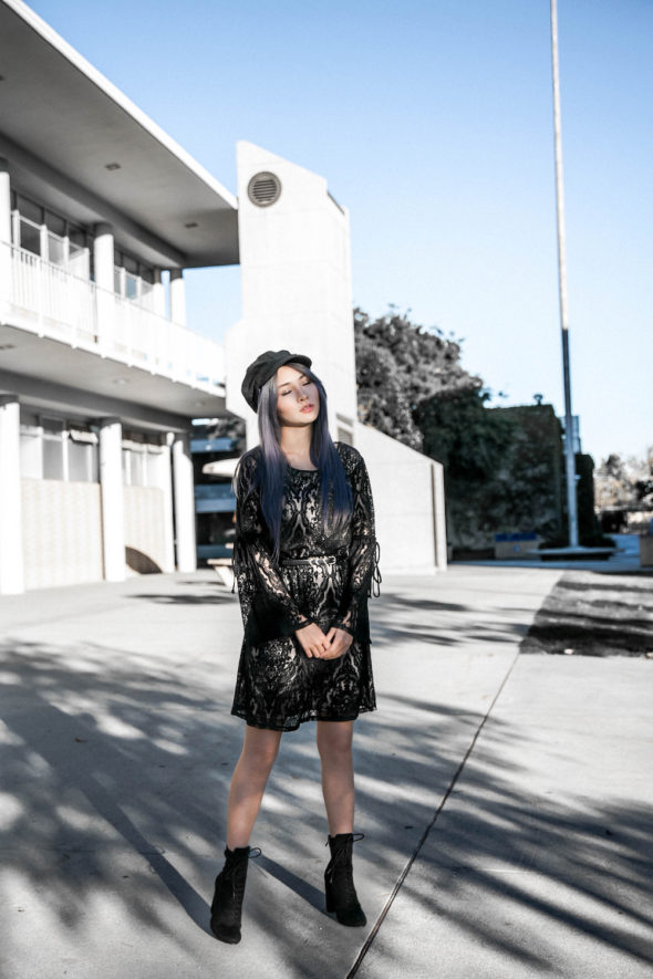 Holiday Outfits with Macy's | Atsuna Matsui