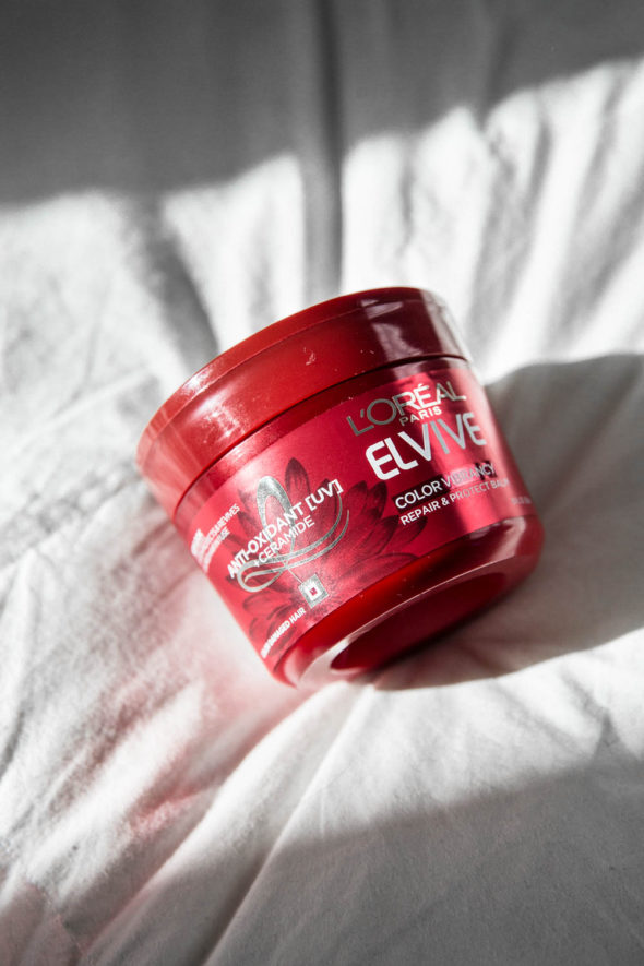 Hair Results with L'Oréal Paris Elvive | Atsuna Matsui