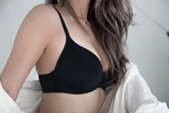 Uniqlo Wireless Bra for Comfort | Atsuna Matsui
