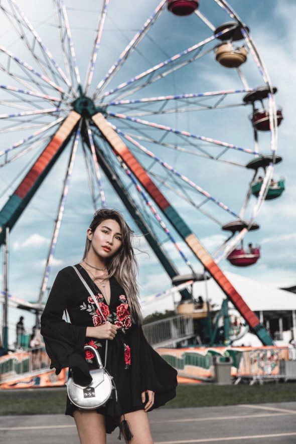Staying Connected at the Rolling Loud Music Festival with SIMPLE Mobile   Atsuna Matsui