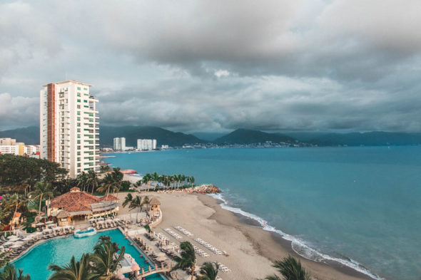 Enjoying Paradise with Marriott Puerto Vallarta | Atsuna Matsui