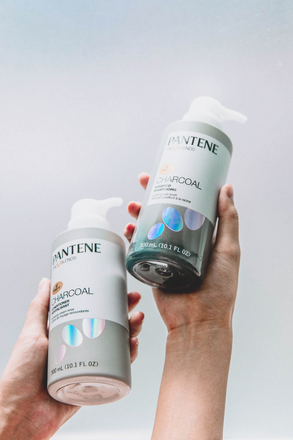 Pantene's New Charcoal Collection Review | Atsuna Matsui