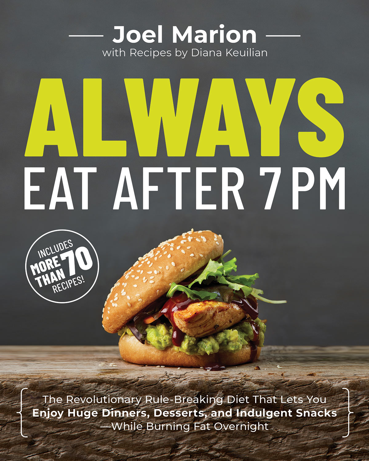 Always Eat After 7PM: Why I Chose this Diet Book | Atsuna Matsui